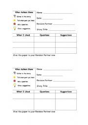 English Worksheets: Revision Checklist