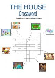 THE HOUSE - crossword