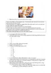 english teaching worksheets social values &