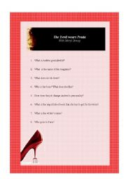 English worksheets: Using movies worksheets, page 439