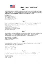 English Worksheets: Dicas e g�rias