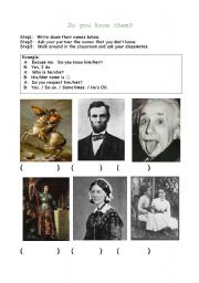 English Worksheets: Do you know them?