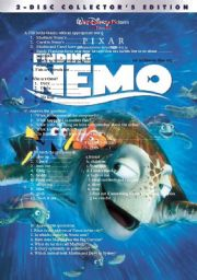 English Worksheet: FINDING NEMO (A Clownfish Tale :))) )
