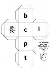 English Worksheets: box