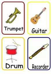 Candid image throughout printable pictures of musical instruments