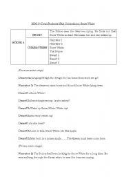 snow white play script pdf