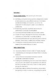 English Worksheet: Lesson plan: