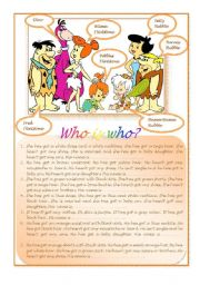 English Worksheet: have got /has got & clothes
