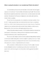 intermediate 2 english critical essay