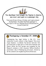 Do you know that - Facts about Thanksgiving 1