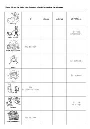 Worksheets Daily Schedule Worksheet esl worksheets for beginners daily routine worksheet english worksheet