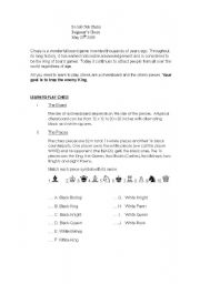 English Worksheets: Chess