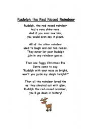 LYRICS MERRY CHRISTMAS EVERYBODY | Santa Claus and Christmas