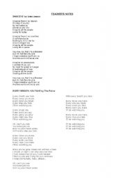 letra sting and the police every breath you take: