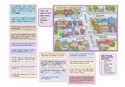 English Worksheet: Prepositions of place 1, match meaning with the correct word 01-10-08