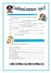 conditional sentences all types pdf