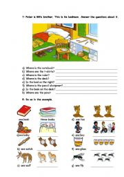 English Worksheets: Collections - 2
