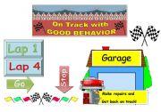 Behavior Bulletin Board set/1