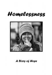 English Worksheets: Homelessness - a story of hope