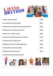 Little Britain Season 2 Episode 3
