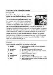 Martin Luther King Jr. - Presentation Lesson Plan | K-5 Computer Lab