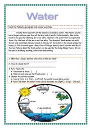 Water Pollution Worksheets For Kindergarten - 49 free esl ...