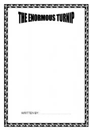 The enormous Turnip - The book
