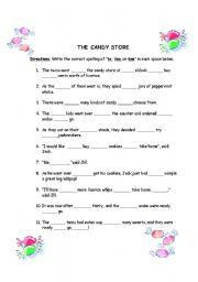 Grammar worksheets > Phonetics > Homophones > Too, Two and Too ...
