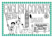 English Worksheets: ENGLISH CORNER