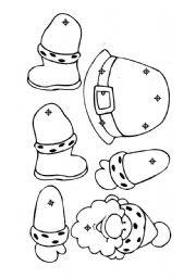 graphic about Printable Pictures of Santa Claus named Santa Claus worksheets