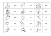 English Worksheets: ACTIONS - VERBS  MEMORY GAME  part II