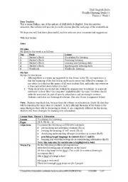 English Worksheets: preparation for grade 10