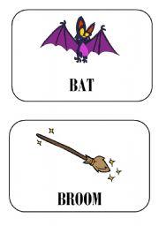 halloween flashcards part 6