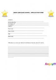 English Worksheets: Writing Exercise 2