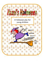 English Worksheets: Halloween Play