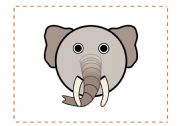 English Worksheets: Animal MASKS!! SET 2