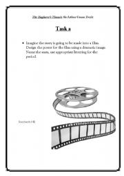 English Worksheets: The Engineer�s Thumb - Task