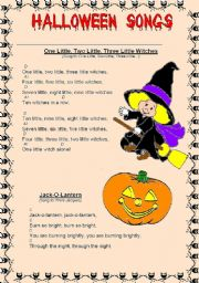 English worksheets: songs worksheets, page 13