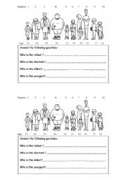 English worksheets: superlatives worksheets, page 53