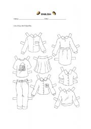 Dress the dolls (2 of 2)