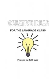 English Worksheets: Creative Ideas for the Language Class