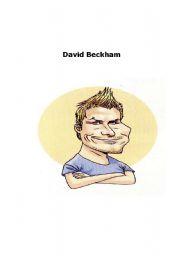 English Worksheets: Caricature I