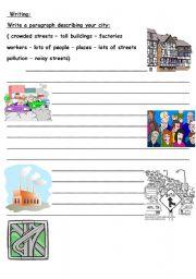 English Worksheets: Writing.