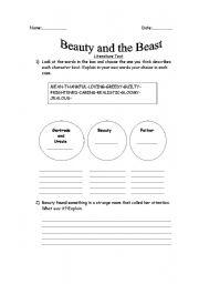 black beauty worksheets resultinfos. Black Bedroom Furniture Sets. Home Design Ideas
