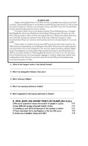 English Worksheets: Understanding other cultures