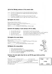 English Worksheets: Halloween - Thriller by Michael Jackson