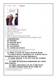 English Worksheets: Penelope - the movie (2008)