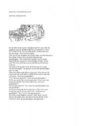 English Worksheets: MR AND MRS BROWN