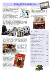 English Worksheet: Notting Hill