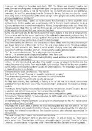 English Worksheets: Believe it or not